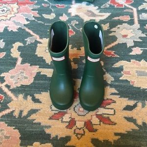 Brand new original hunter rain boots
